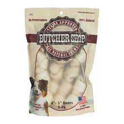 Butcher Shop Rawhide Bones Dog Chews Specialty Products